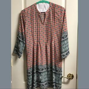 Collective Concepts Raya Shirt Dress, size XS